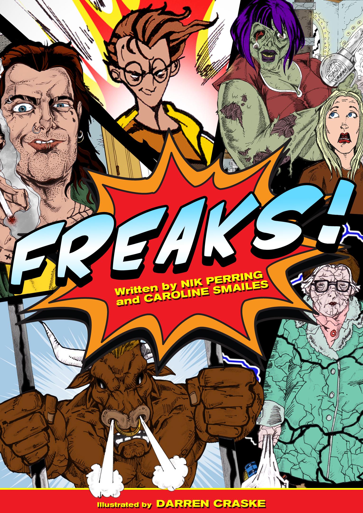 Freaks on line